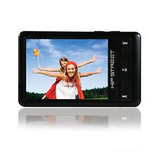 NIB Hip Street HS-57-4GBBK 4 GB Video MP3 Player with 2.4-inch Display