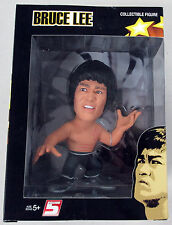 Round 5 Bruce Lee 5 Inch Vinyl Figure Game of Death Bruce Lee Shirtless