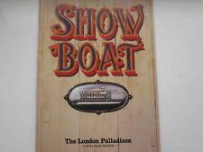 Show Boat Theatre Programme - Geoffrey Hutchings etc