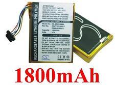 Battery 1800mAh type E3MI02135211 E3MIO2135211 For Mitac Mio 168