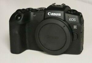 Canon EOS RP - Schwarz  Body solo