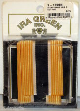 US Army Judge Advocate General's Corps (JAG) Dress Hat Cap Band Braid in Package
