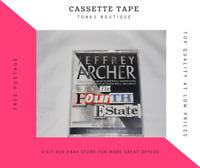 Jeffrey Archer The Fourth Estate Double Cassette Tape Audiobook