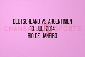 4_FIFA World Cup 2014 Deutschland VS Argentina Germany Home Shirt Match Details