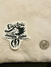Vintage Nos Electric Surfing Sticker! Rare! Oakley! Kelly Slater! Sunglasses!
