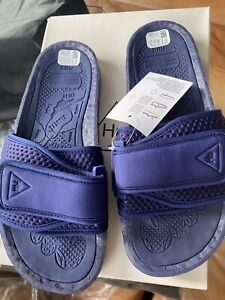 Adidas x Pharrell Mens HU Chancletas Sandals Unisex Us 6