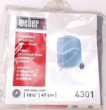 Weber Standard Charcoal 18 1/2 inch Grill Cover model 4301