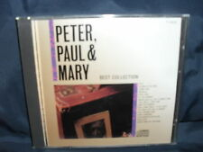 Peter, Paul & Mary - Best Collection