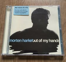 Morten Harket : Out of My Hands CD (2012) Good Condition