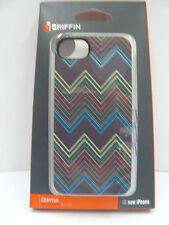 Griffin Apple iPhone 5/5S/SE Midnight Chevron Hard Shell Case Design (GB35561)