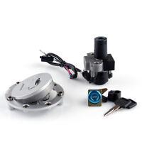 Ignition Switch Lock & Fuel Gas Cap Key Set para Honda CBR 250 400 VFR400 NSR250