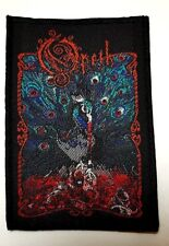 Opeth 'Sorceress'   WOVEN  PATCH