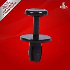 10X бампер нажимного типа Держатель для OEM: 6991X7; Сitroen С2, С3, С4, С5,