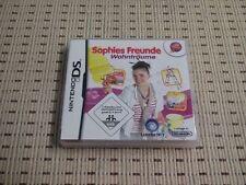 Sophies Freunde Wohnträume für Nintendo DS, DS Lite, DSi XL, 3DS