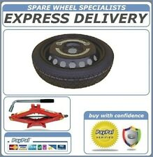 """BMW 1 SERIES 2004-PRESENT DAY 16"""" SPACE SAVER SPARE WHEEL AND TOOL KIT"""