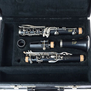 Pre Owned VITO Bb Clarinet - Repadded PERFECT - Ships FREE WORLDWIDE