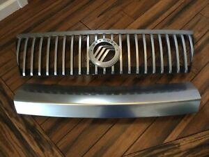 06 07 08 09 10 MERCURY MOUNTAINEER FRONT BUMPER COVER GRILLE UPPER LOWER SET