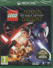 LEGO Star Wars The Force Awakens Xbox One Brand New Sealed