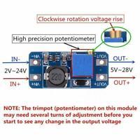 DC-DC Adjustable Voltage Booster Power Supply Step Up Pro SET F0L6