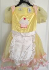 Authentic Kids, Cupcake Dress Up Outfit, 3 Piece Set, Size 5T,Halloween Costume