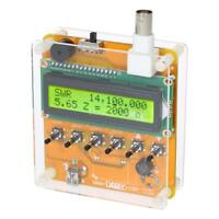 LCD Digital Shortwave Antenna Analyzer Meter Tester for Ham Radio Q9 1~60M I1E7