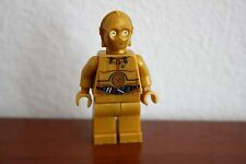 Lego Star Wars Episode 4/5/6 Minifigure Set sw365 C-3PO - Colorful Wires Pattern