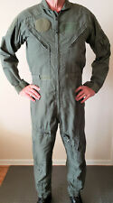 Flight Suit, Sage Green, CWU-27/P Size 40L
