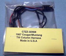 C26) 1967 Ford Mercury Cougar Tilt Column Harness