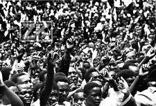 KENYA Kenyatta Foule Politique Anthony HOWARTH 1970s