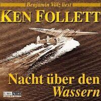 KEN FOLLETT - NACHT ÜBER DEN WASSERN 6 CD NEU