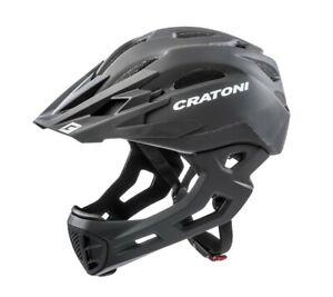 Cratoni C-Maniac C Maniac Freeride , Enduro Fahrrad Helm Größe  / M 52-56cm