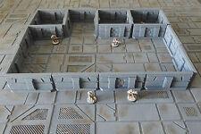 Wargame Scenery-Sci Fi Walls/corridor Set x 20 pieces-Set 1