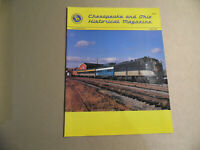 Chesapeake and Ohio Historical Magazine / May 1991 / Free Domestic Shipping