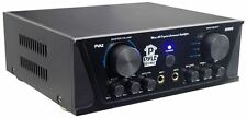 Pyle PVA2 60 Watts Hi-Fi Mini Stereo Amplifier