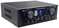 Pyle PVA2 60 Watts Hi-Fi Mini Stereo Amplifier