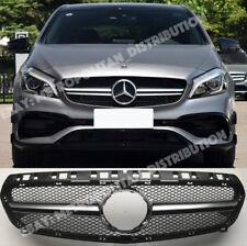 Mercedes A,w176,2013-15,AMG A45 single-fin grill,A160 A180D CDI A200D A220D A250