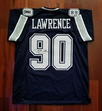 DeMarcus Lawrence Autographed Signed Jersey Dallas Cowboys JSA