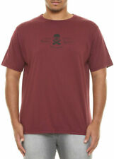 Maxfort black crew neck t-shirt plus sizes for men. Big size. Big and tall