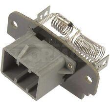 For Ford Mercury 95-10 Heater Blower Motor Speed Resistor Dorman 973-010