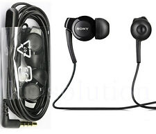 MH-EX300AP Headphones Headset Handsfree For Sony Xperia X XA XZ Compact Ultra