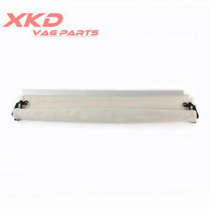 Grey Skylight Sunshade Curtain Assembly Fit For AUDI A6 RS6 4G9877307A
