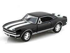 "Kinsmart 1967 Chevy Camaro Z/28 1:37 scale 5"" diecast metal model car BLACK"