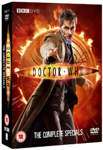 Doctor Who: The Complete Specials Collection DVD (2010) David Tennant, Strong