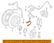 BMW OEM 03-08 Z4 Front Brake-Disc Pad Wear Indicator Sensor 34356757896