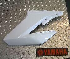 "YAMAHA wr125x/wr125r ""rivestimento/rivestimento SERBATOIO SINISTRA BIANCO"" ORIGINALE"