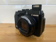 W392 Canon G1X G1 X Digital Camera - Used But Works Well