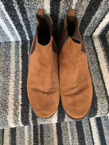 Girls Brown Primark Boots Size 2