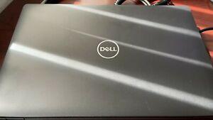 """Dell Latitude 5500 15.6"""" (512GB, Core i7 8th Gen., 1.9GHz, 32GB) Laptop Black"""