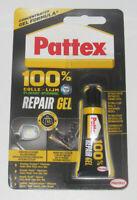 Tube de Colle Fixation Pattex Repair Gel 8g Extra Forte sans Solvant NEUF