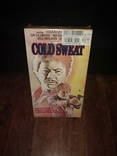 Cold Sweat VHS Sealed MNTEX